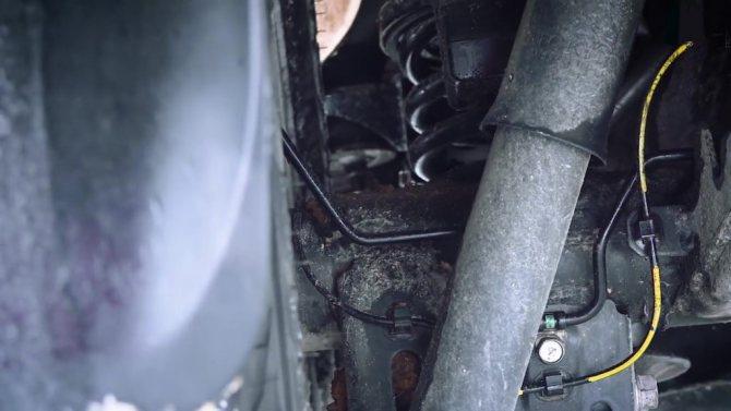 Амортизаторы Toyota Fortuner