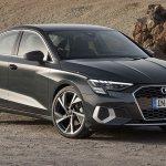 Audi A3 2020-2021 года