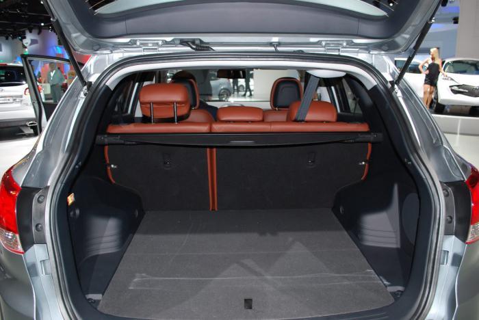 автомобиль Хендай IX35