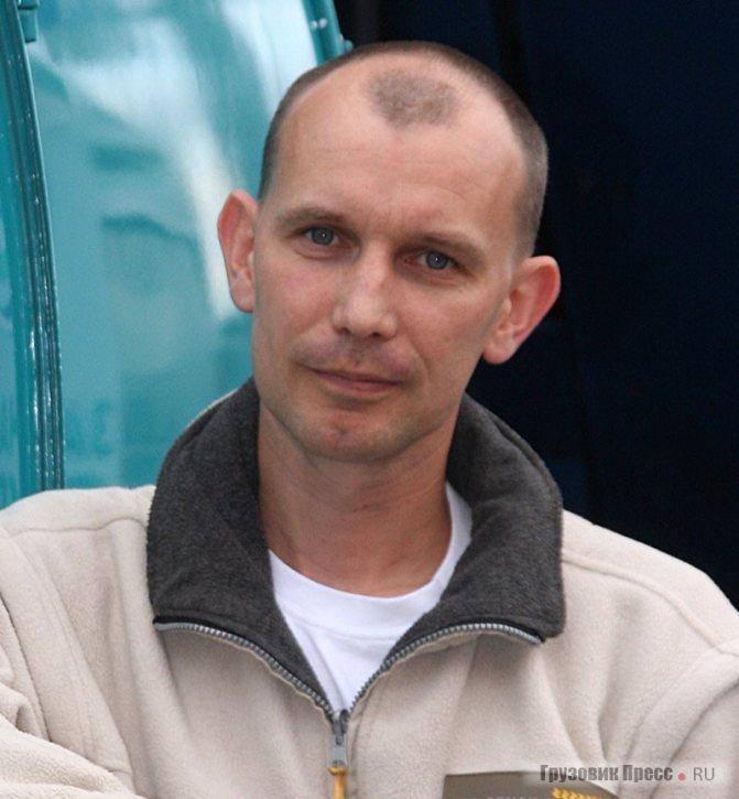 Максим Шелепенков, руководитель отдела испытаний