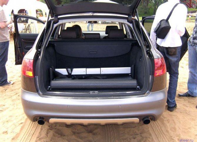 Багажник Audi А6 Allroad Quattro