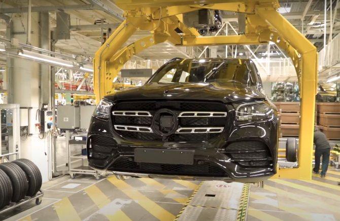 Бестселлеры авто — в Подмосковье. Как работает завод Mercedes спустя год после открытия | Изображение 4