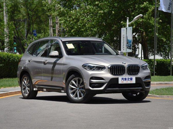 BMW X3 2020: надежный и мощный кроссовер