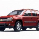 Chevrolet TrailBlazer первое поколение версия EXT