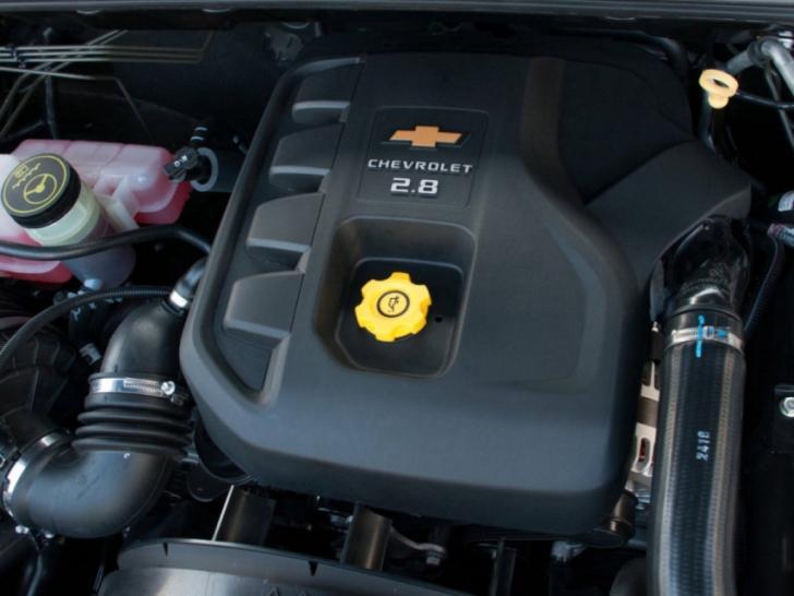 Chevrolet TrailBlazer второе поколение двигатель