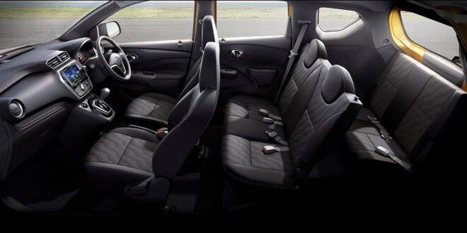 Datsun Cross 2020 кресла