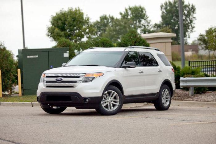 форд эксплорер отзывы владельцев все минусы