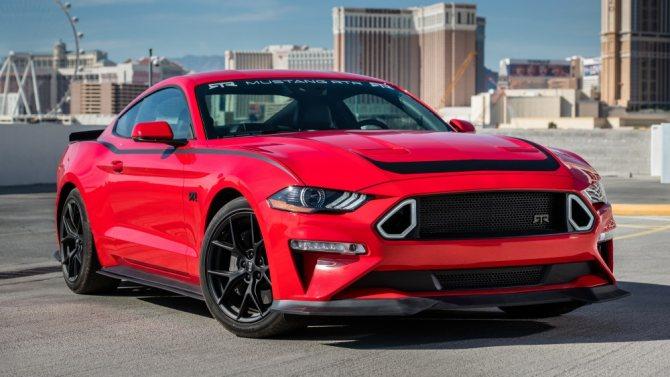 Ford Mustang 2020 из США
