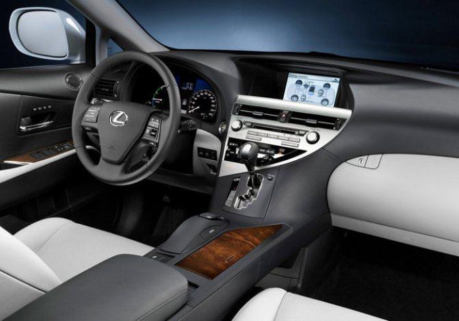 Фото Lexus RX 270