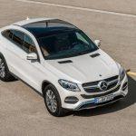 Фото: новый Mercedes GLE W167 2018