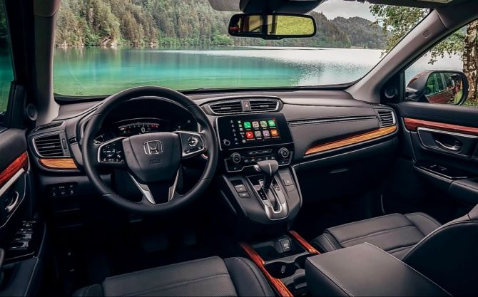 Хонда СРВ 2020 года новая модель фото цена у официального дилера