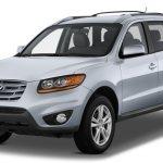 Hyundai Santa Fe спереди