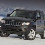 Jeep Compass рестайлинг 2011