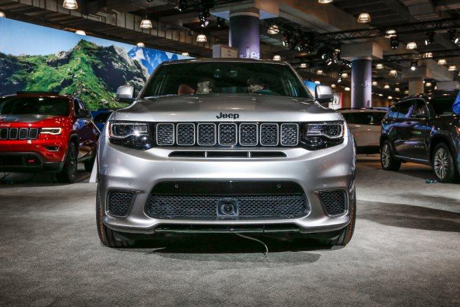 Jeep Grand Cherokee 2020 года: новое поколение внедорожника