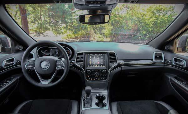 Jeep Grand Cherokee 2020 Тест