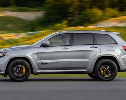 Как мы тестировали Jeep Grand Cherokee 2019