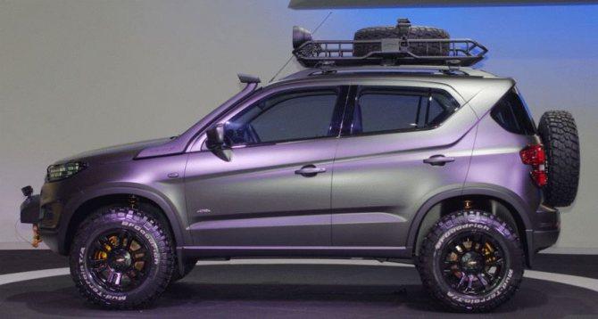 koncept avto | novyy koncept chevrolet niva 1 | Шевроле Нива 2 (Chevrolet Niva 2) новый концепт | Chevrolet Niva