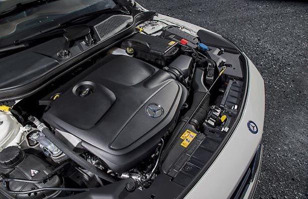 кроссовер Mercedes GLA 2014