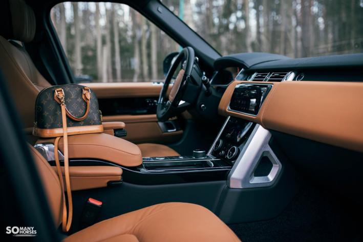 Land Rover Range Rover Autobiography: чем он так привлекает женщин