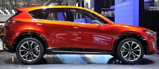 Мазда СХ5 2020 года - новая модель