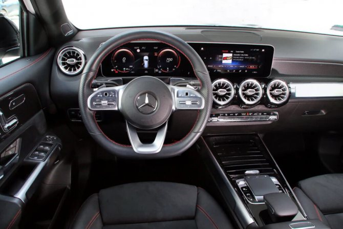 Mercedes GLB 250 4Matic - cтоит ли выбирать вместо GLC? 3