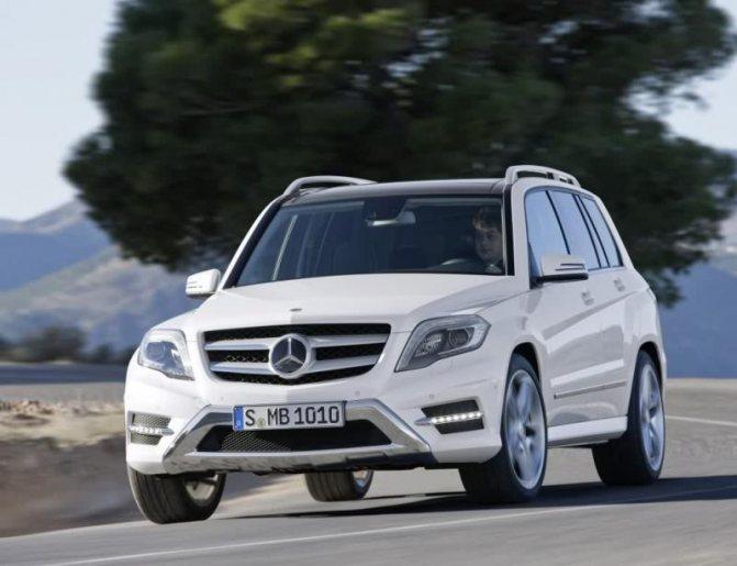 Mercedes GLK-класс