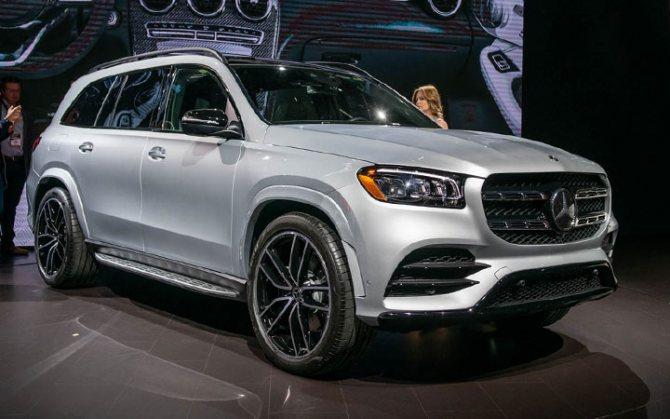 Mercedes GLS и другие новинки 2020 года