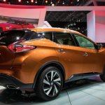 Nissan Murano 2015 цена