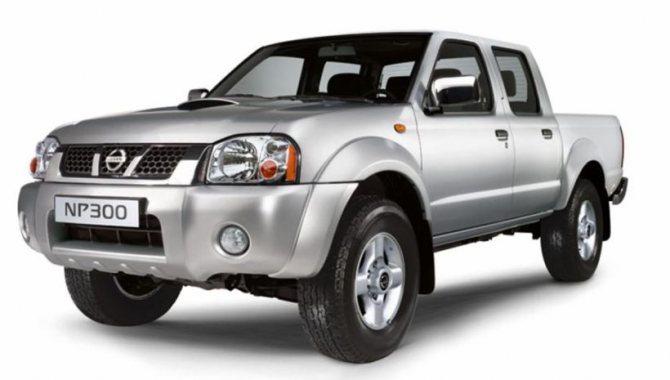 Nissan NP300, Лучшие пикапы от Nissan