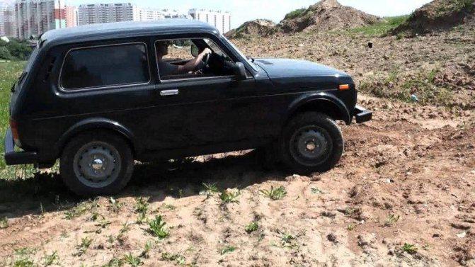Нива Рысь - не такой простой автомобиль, как может показаться с первого взглядам