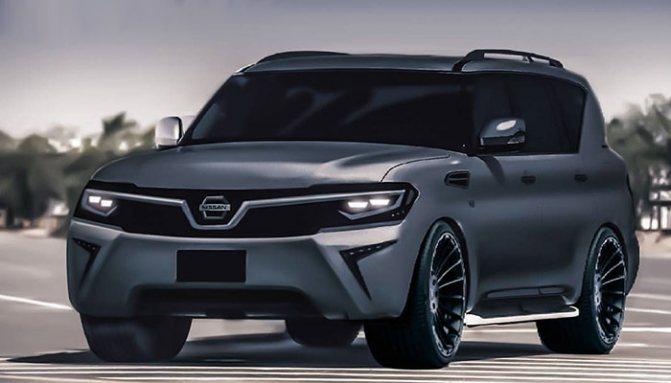 Новые модели Nissan 2019 года