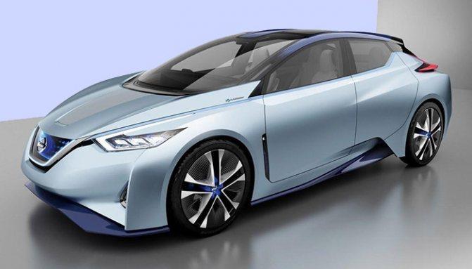 Новые модели Nissan 2019