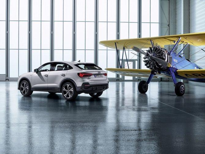 Обзор новой Audi Q3 2019/2020 года - Фотография 1