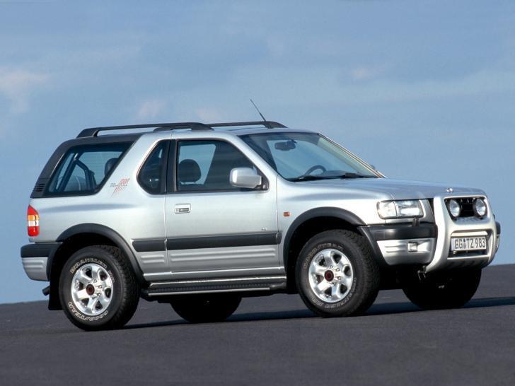 Opel Frontera второе поколение 3 дв.