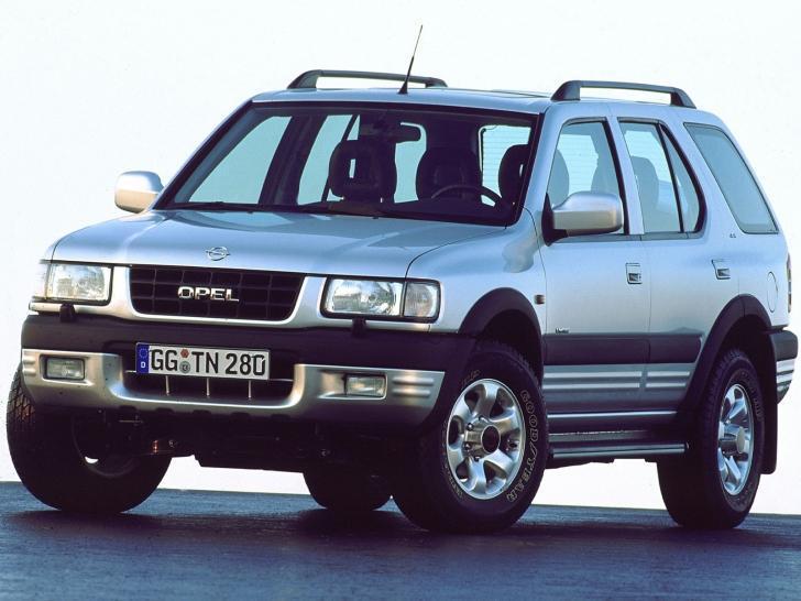 Opel Frontera второе поколение 5дв.