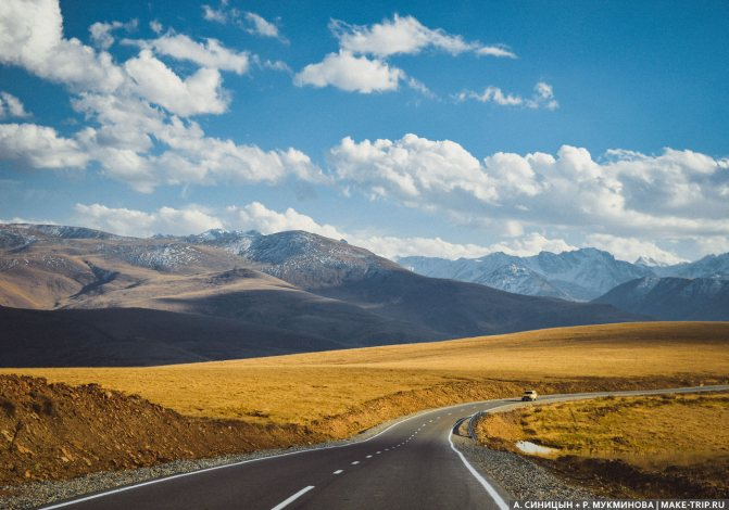 отчеты о путешествиях на автомобиле
