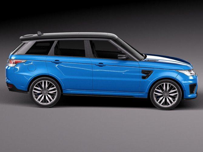 Range Rover Sport 2020: встречаем рестайлинг