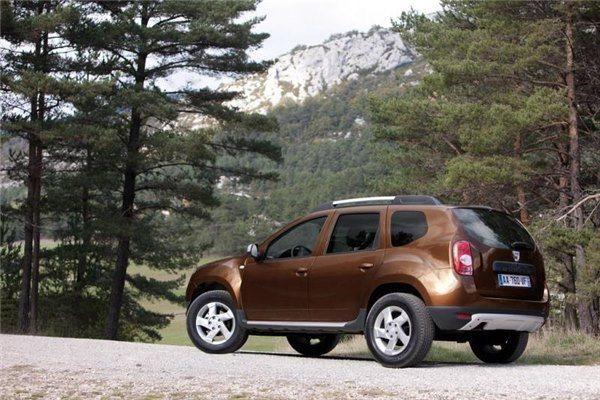 Renault Duster - технические характеристики