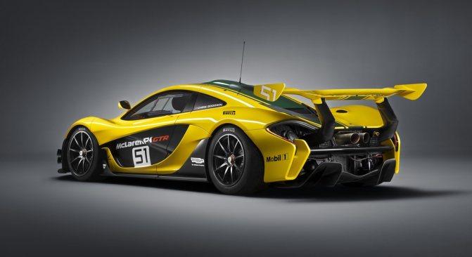 самый дорогой автомобиль в мире мк ларен