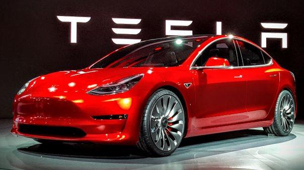 Седаны 2020 года - новая модель Тесла 3