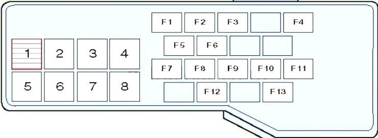 Схема блока под капотом сузуки витара фотография