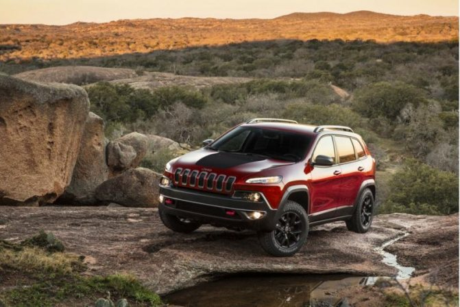 Силовые установки Jeep Cherokee