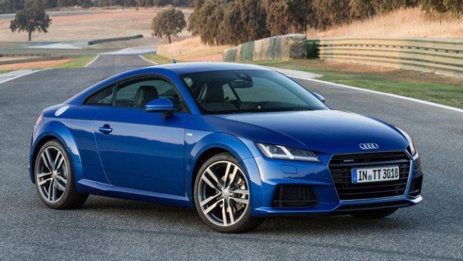 синий цвет авто