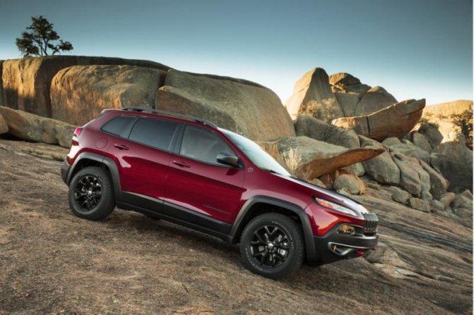 Системы безопасности Jeep Cherokee