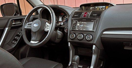 Subaru Forester отзывы
