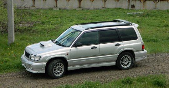 Subaru Forester технические характеристики