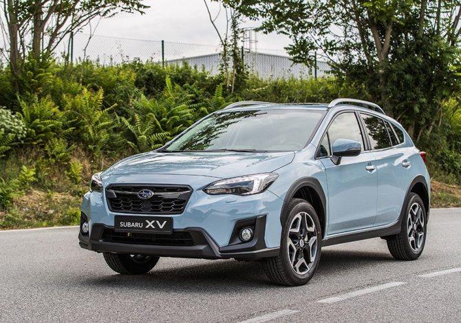 Subaru XV 2020 в России: новые моторы, комплектации и цены