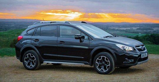 Subaru XV цена