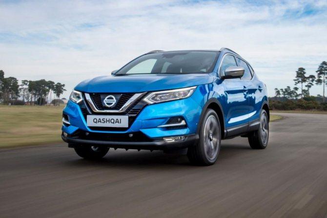 Тест-драйв Nissan Qashqai 2018