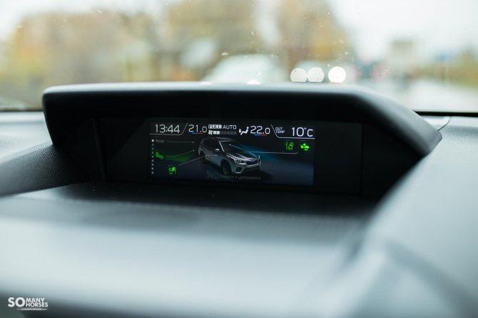 Тест-драйв Subaru Forester 2019: японцы действительно делают вещи